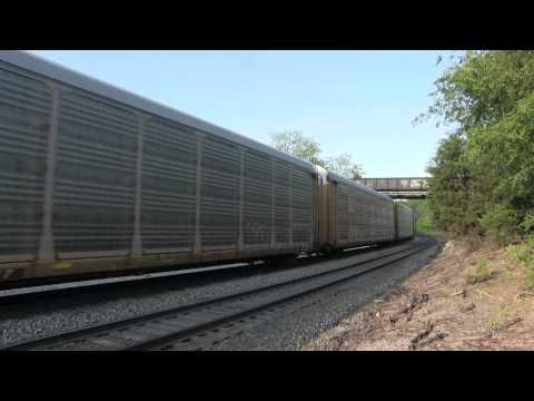 HD Tri state Railfanning NS CSX Amtrak Pennsylvania Maryland West Virginia May 17 2014