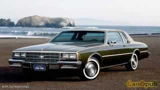 History of the Chevrolet Impala تاريخ امبالا