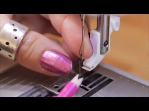 nålpåträdare för symaskin