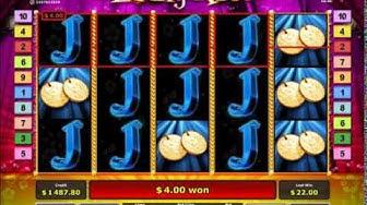 Lucky Rose Slot   Freispiele mit Verlängerung   152 facher Gewinn