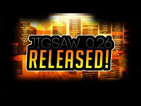 Jigsaw 0.26 TEST, *HYPIXEL FLIGHT* ServerCrasher! | Jigsaw 0.26 Minecraft Hacked Client