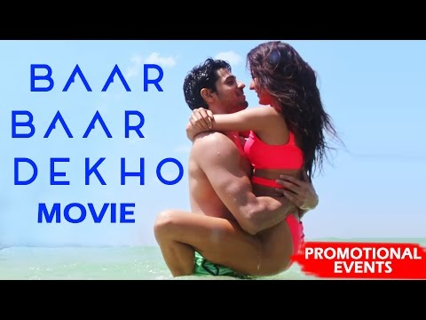 Baar Baar Dekho Movie 2016  | Promotional...