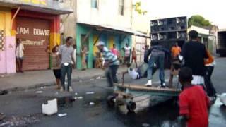 passa passa afterparty kingston jamaica jan 2010
