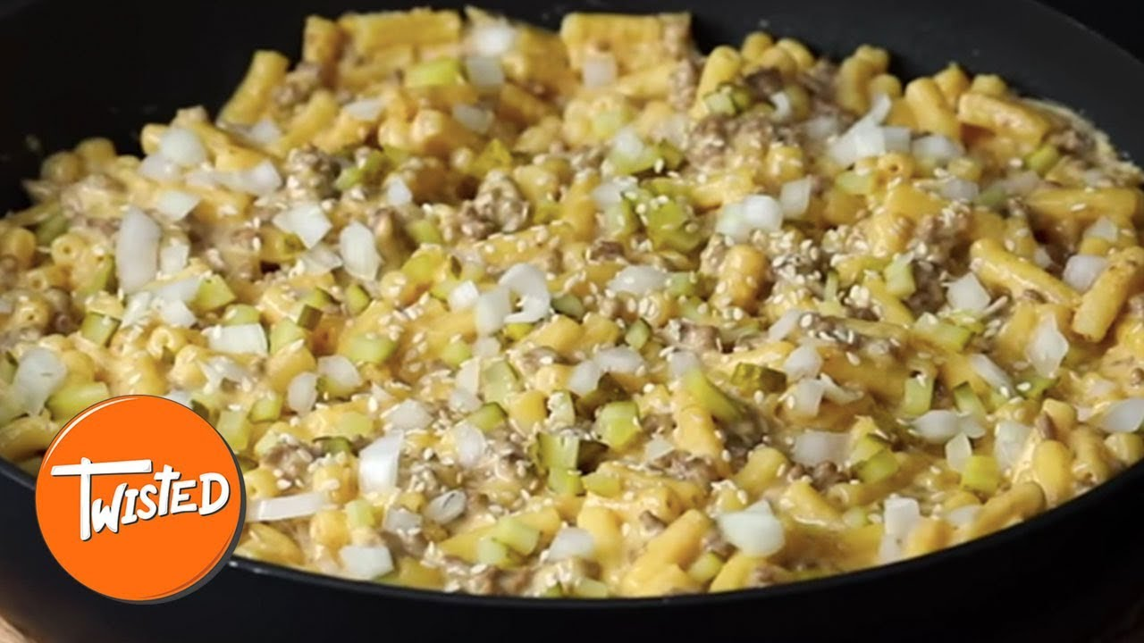 One Pot Big Mac And Cheese Recipe | Twisted