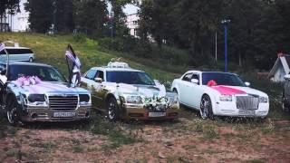 """ТК""""Автоимперия"""" в Уфе!!! Свадебный кортеж. Машина на свадьбу. Лимузин.  Прокат авто. Свадьба 2016"""