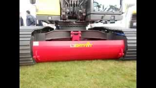 "excavator attachment ""Lightfoot"" low ground pressure!!"