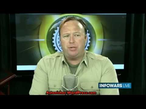 The Alex Jones Show 2012-07-31 Tuesday - Tyrel Ventura - Fritz Springmeier - Corey Gold