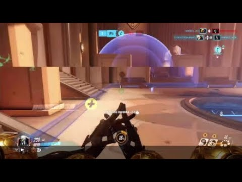 Screen Tearing In Overwatch (PS4)