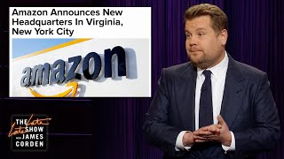Amazon Might Finally Put New York City On the Map!