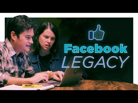 Remembering Someone by Their Facebook Posts | Hardly Working