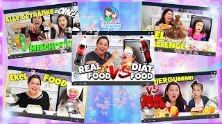 Die COOLSTEN Food Challenges am Stück! Geschichten und Spielzeug