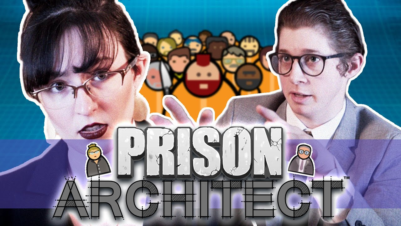 Prison Architect: Planning Big