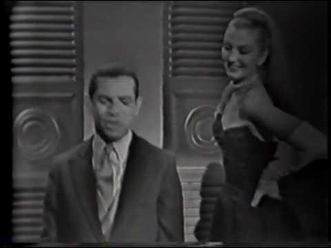 Robert ClaryLucky Pierre, 1960 New Faces TV, Inga Swenson, Virginia de Luce