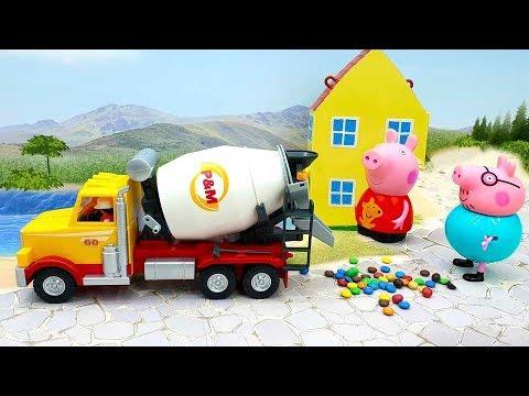 Видео для детей с игрушками - Горе бизнесмены! Самые новые игрушечные мультфильмы смотреть онлайн.