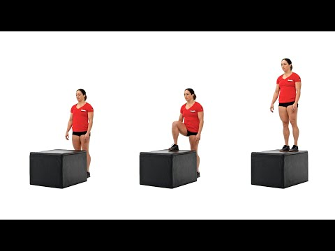 The Box Step-Up