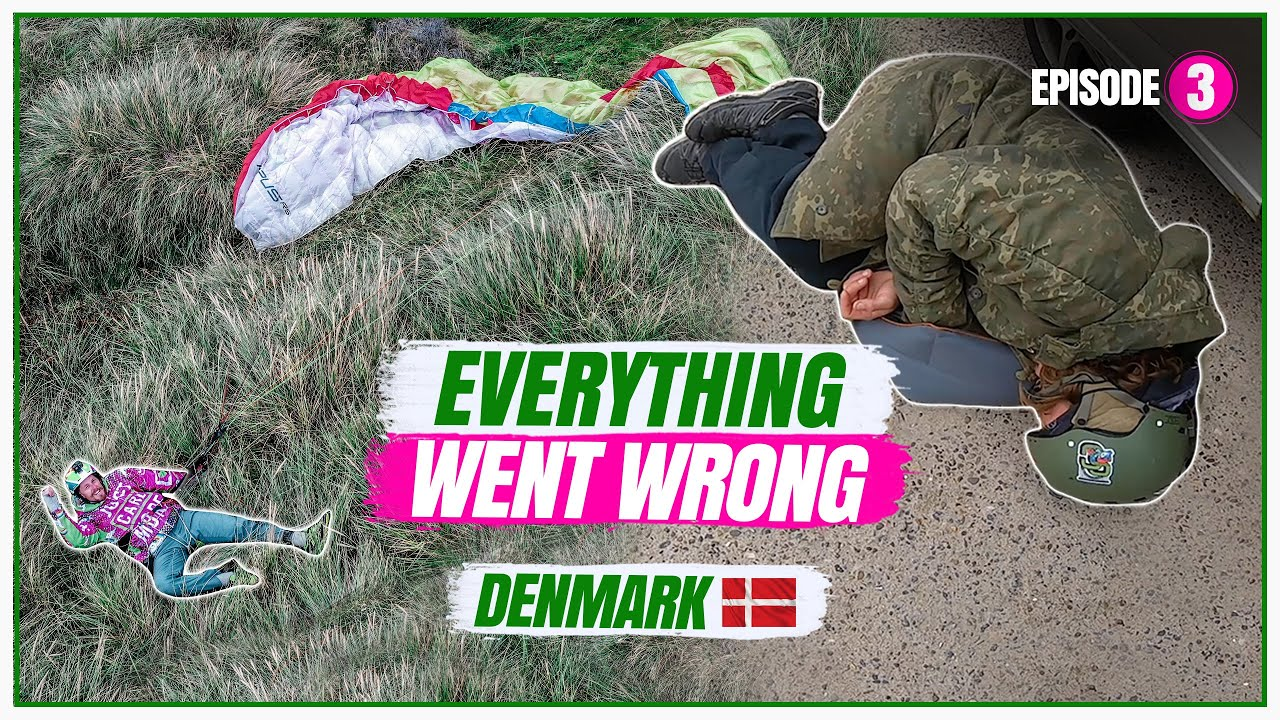 Download EVERYTHING WENT WRONG on our road trip through Denmark - Ep. 3