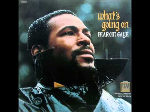 Marvin Gaye - Inner City Blues Make Me Wanna Holler [HD]