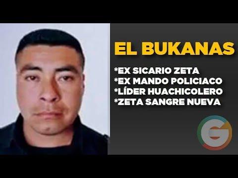 El Bukanas líder Zeta huachicolero