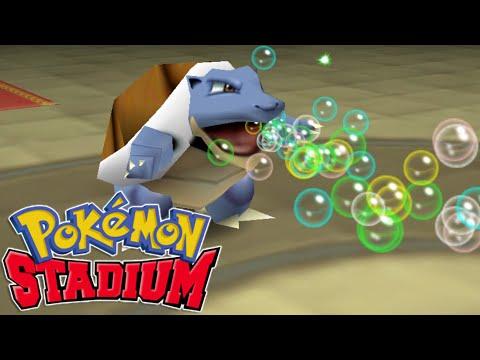 nintendo 64 pokemon game