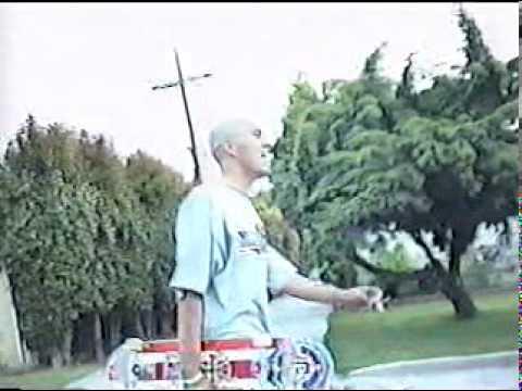 jose cerda and his general lee board