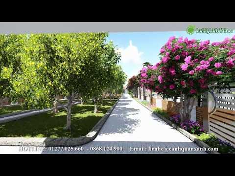 Biệt thự nhà vườn - vườn cây ăn quả - anh Tú - Hà Tĩnh