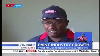 Kenya's paints industry is flourishing