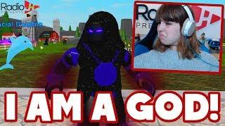 I AM A GOD! Roblox God Simulator