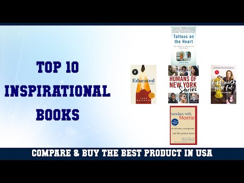 Top 10 Inspirational Books to buy in USA 2021 | Price & Review