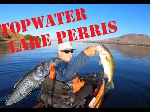 Lake Perris TOPWATER