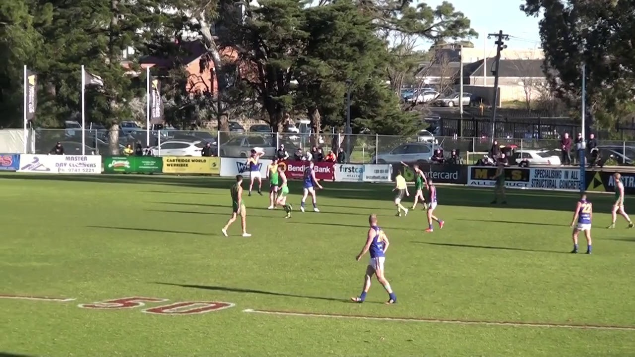 QF - Spotswood Intercept marks