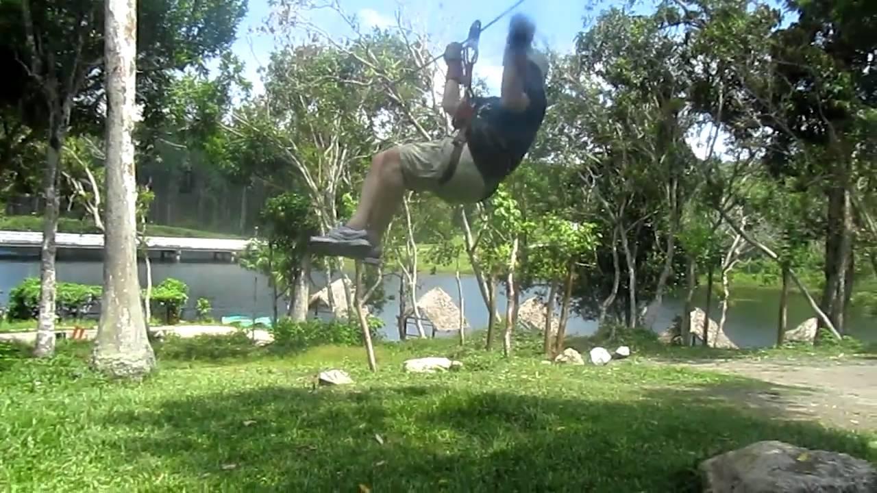 Canopy Tour Las Terrazas Pinar Del Rio Cuba Youtube