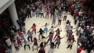 Bollywood flashmob performance (Westfield Derby)