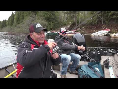 Doré et brochet au Domaine Shannon - Bonne Pêche Saison 21 - Épisode 10