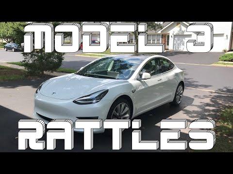 Trick to find all rattles in Model 3 | Tesla Motors Club