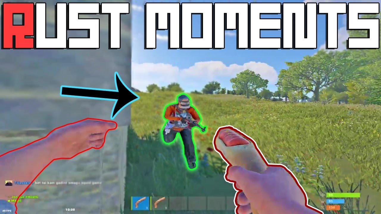 BEST RUST TWITCH HIGHLIGHTS & FUNNY MOMENTS #71