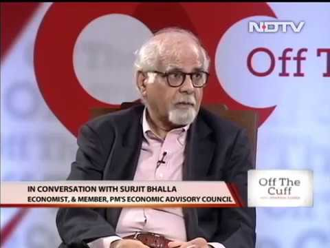 Off The Cuff with Surjit Bhalla