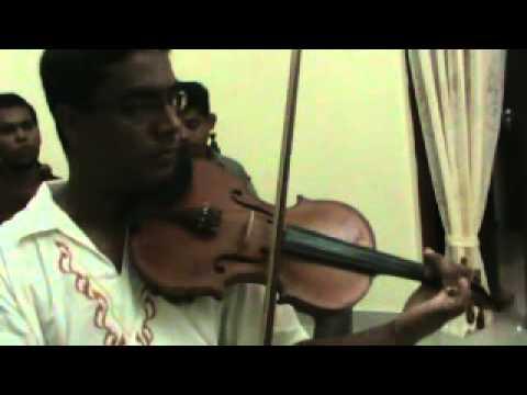 Miyuru Kalpana Violin music