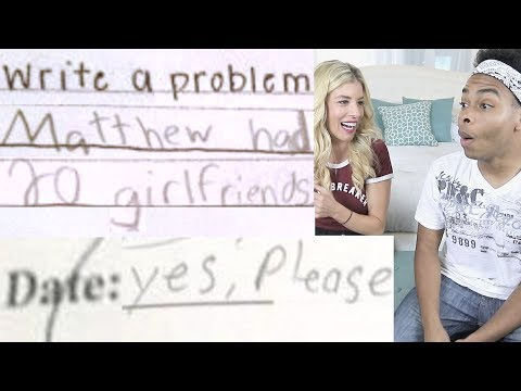 FUNNIEST KID TEST ANSWERS PART 10 ft. Rebecca Zamolo