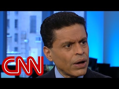 Fareed Zakaria: Trump\'s words mean nothing