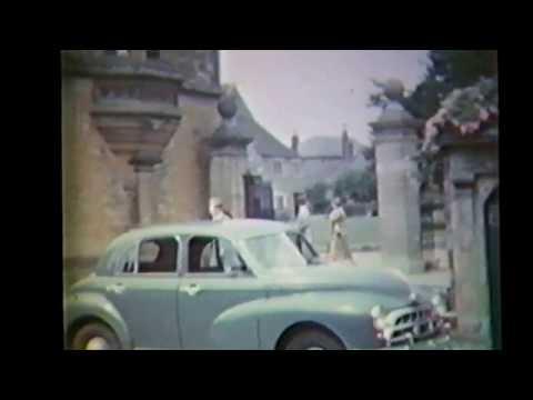 A stroll around Sherborne, Dorset during 1957.