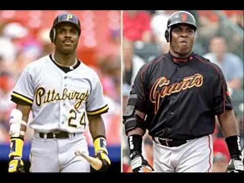 Image result for barry bonds side by side  you tube