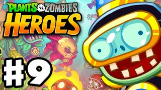 Plants vs. Zombies: Heroes - Gameplay Walkthrough Part 9 - Impfinity! (iOS, Android)
