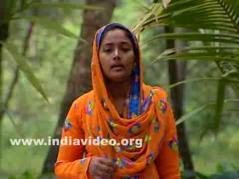 The folk Muslim songs or Mappila songs