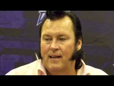 Honky Tonk Man on Scott Hall
