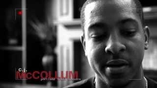 Nba rooks: cj mccollum makes his debut