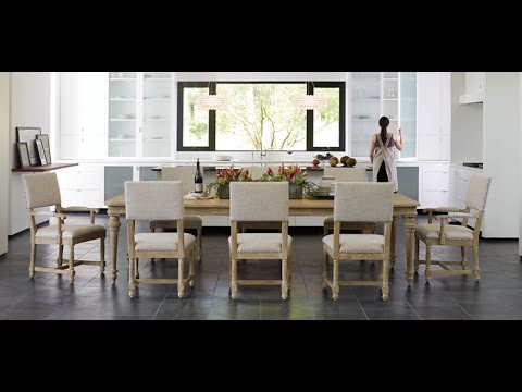 Antiquarian Dining Room Collection By Bernhardt Furniture
