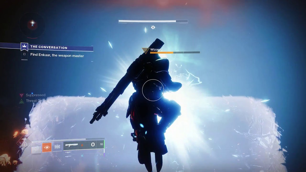 Destiny 2 The Conversation The Draw Quest Last Word Solo Youtube