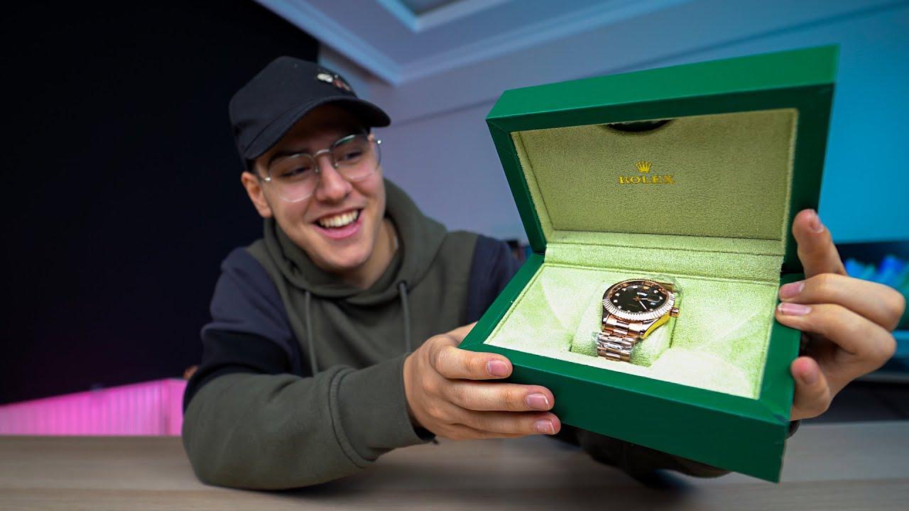 279TL'ye İnstagram'dan Rolex Saat Almak!