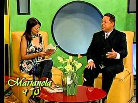 Tony Rodriguez en marianela y tu ( Cortesia de Jose padilla