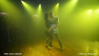 LEO & BRI Bachata Dance Performance @ THE SALSA ROOM
